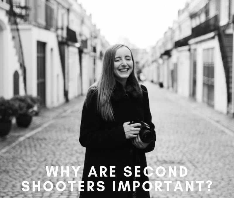 Why have a second shooter?