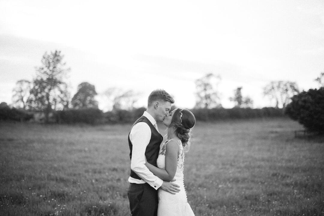 Natural Light Wedding Photographer, Golden Hour
