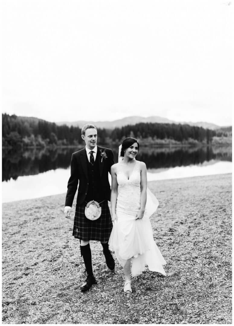 Altskeith House, Scotland Wedding Photographer - Loch Lomond Wedding Venue