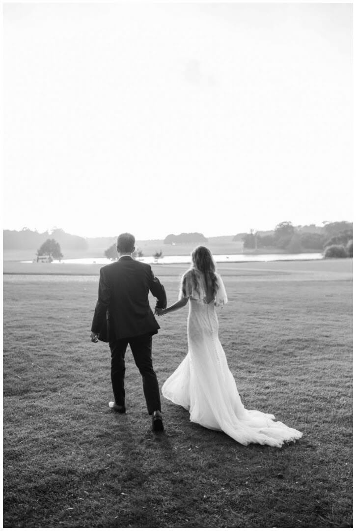 Natural Light Wedding Photographer - Holkham Hall Wedding