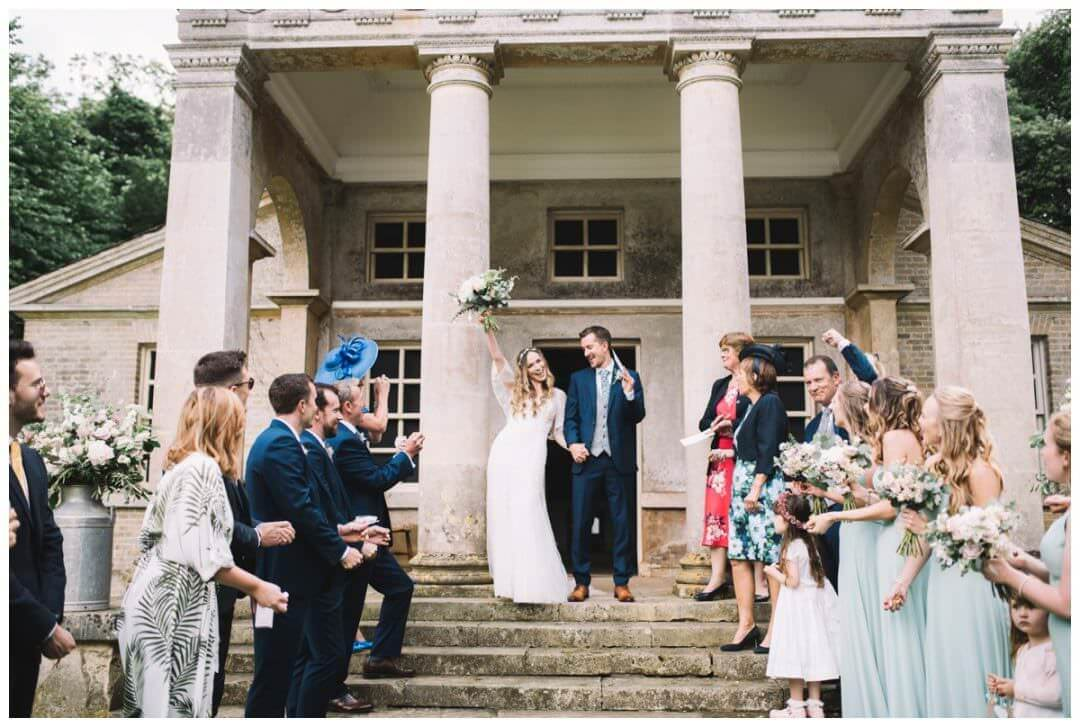 Holkham Hall Wedding Venue