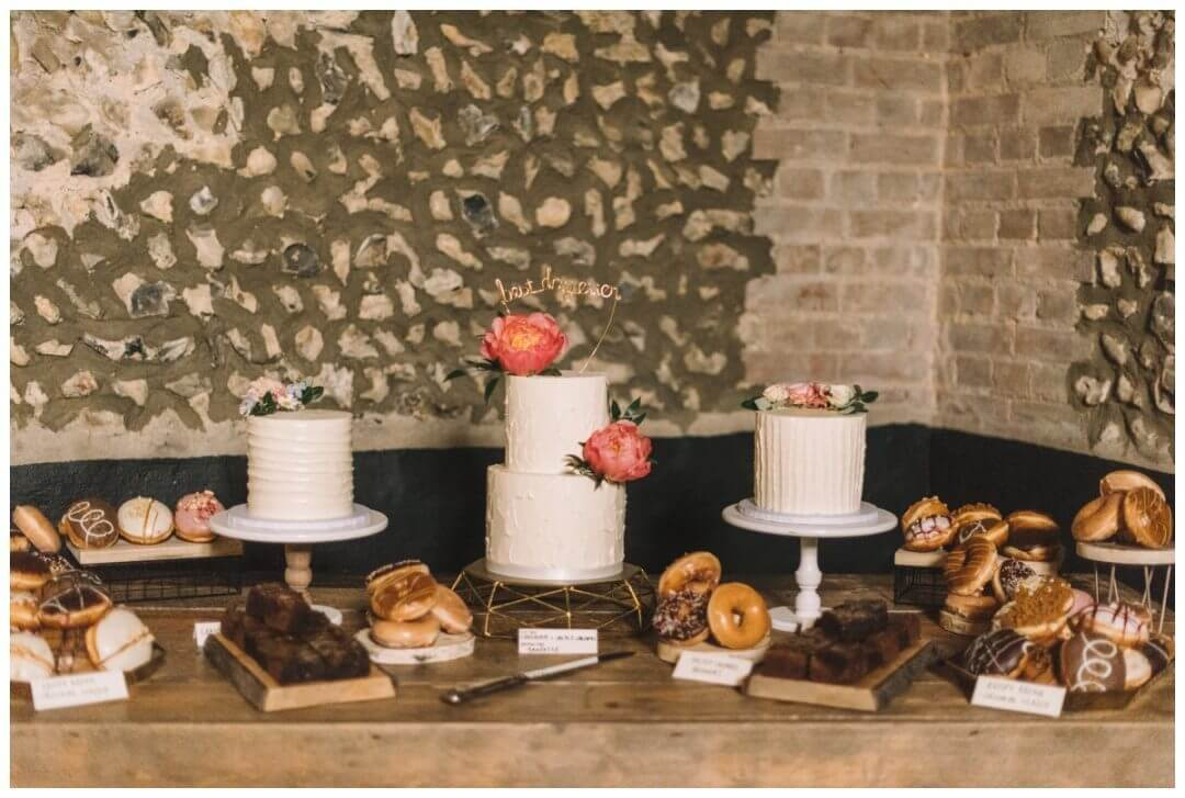 One Part Love Bakery at the Granary Estate