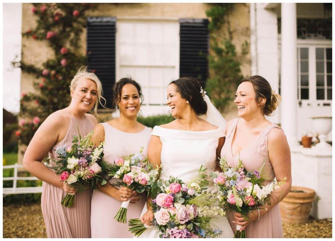 Bridesmaids at Preston Court