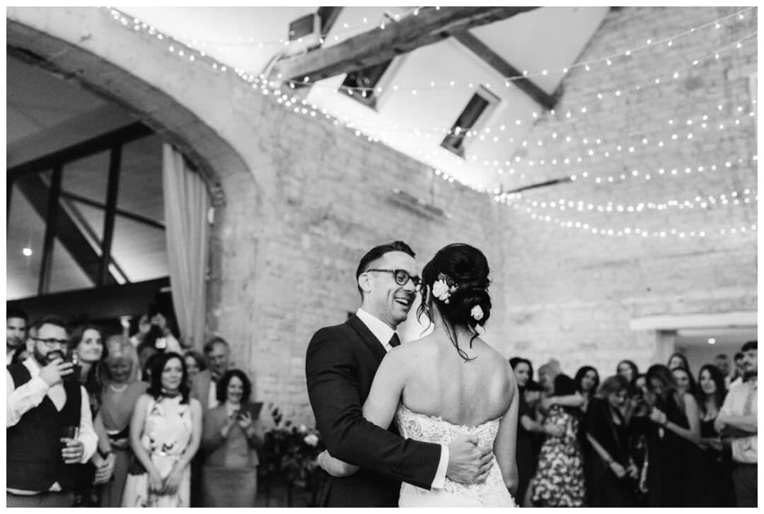 First dance at Lapstone Barn