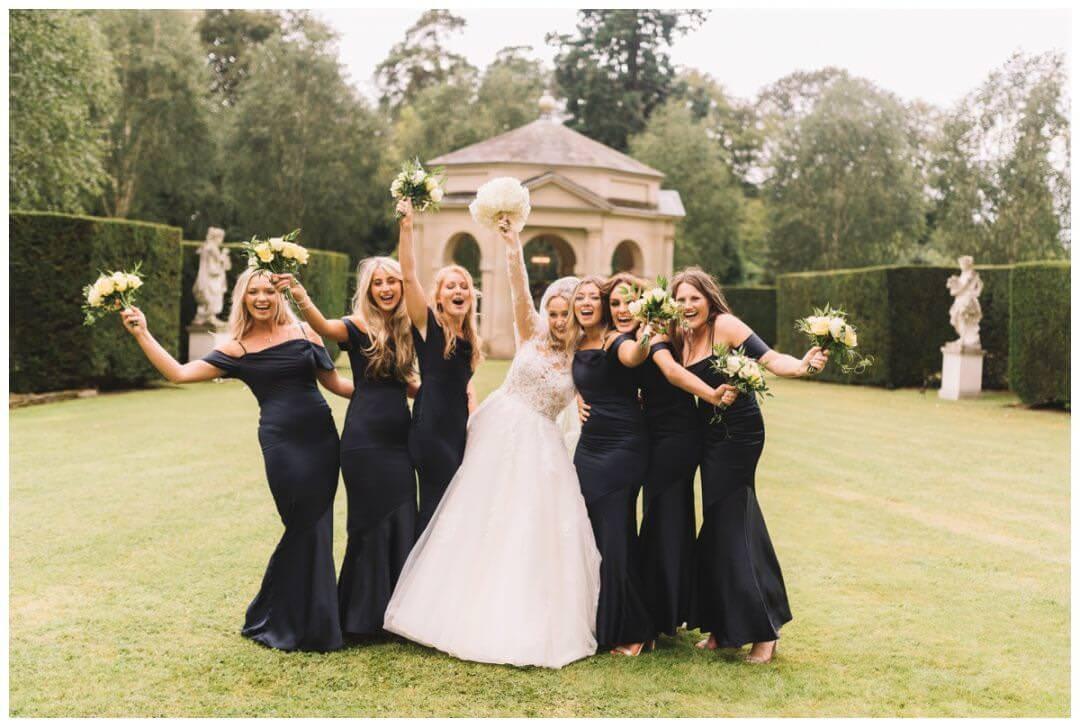 Fun bridesmaid moments