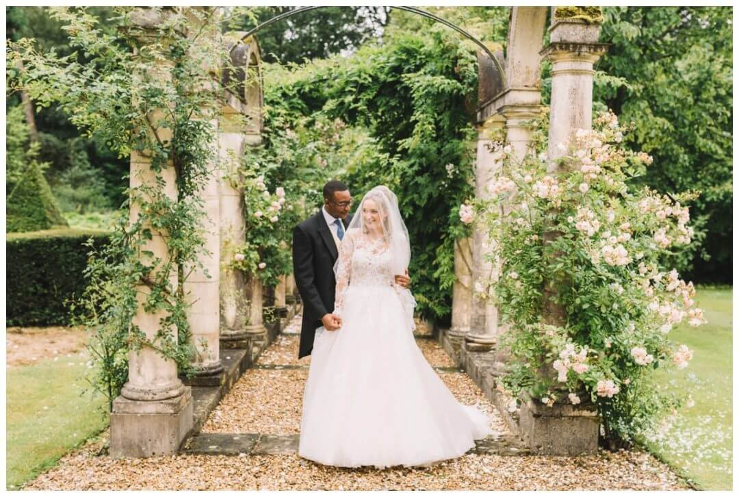 Couple Portraits at the Orangery at Settrington