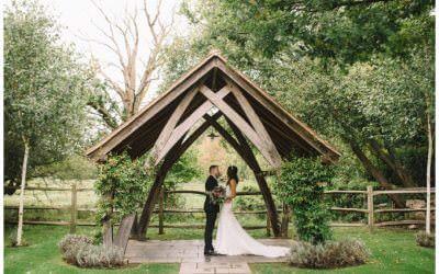 An Autumn Wedding at Millbridge Court