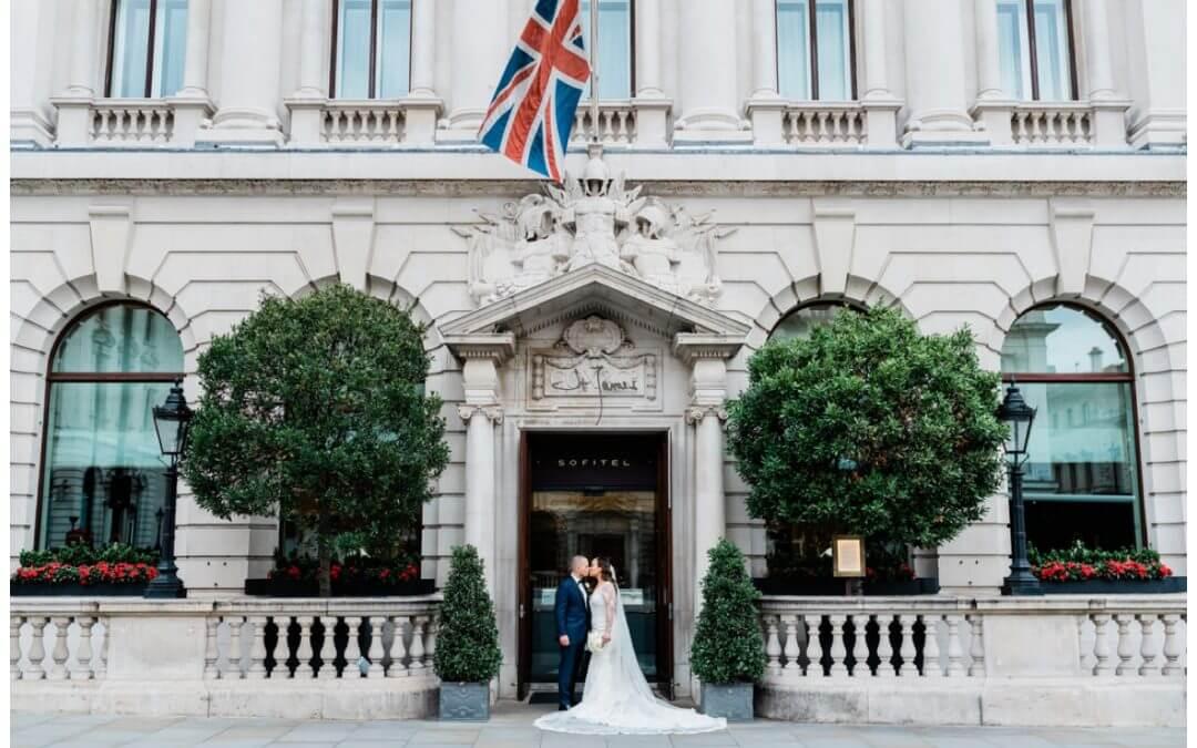 LAVISH CENTRAL LONDON WEDDING