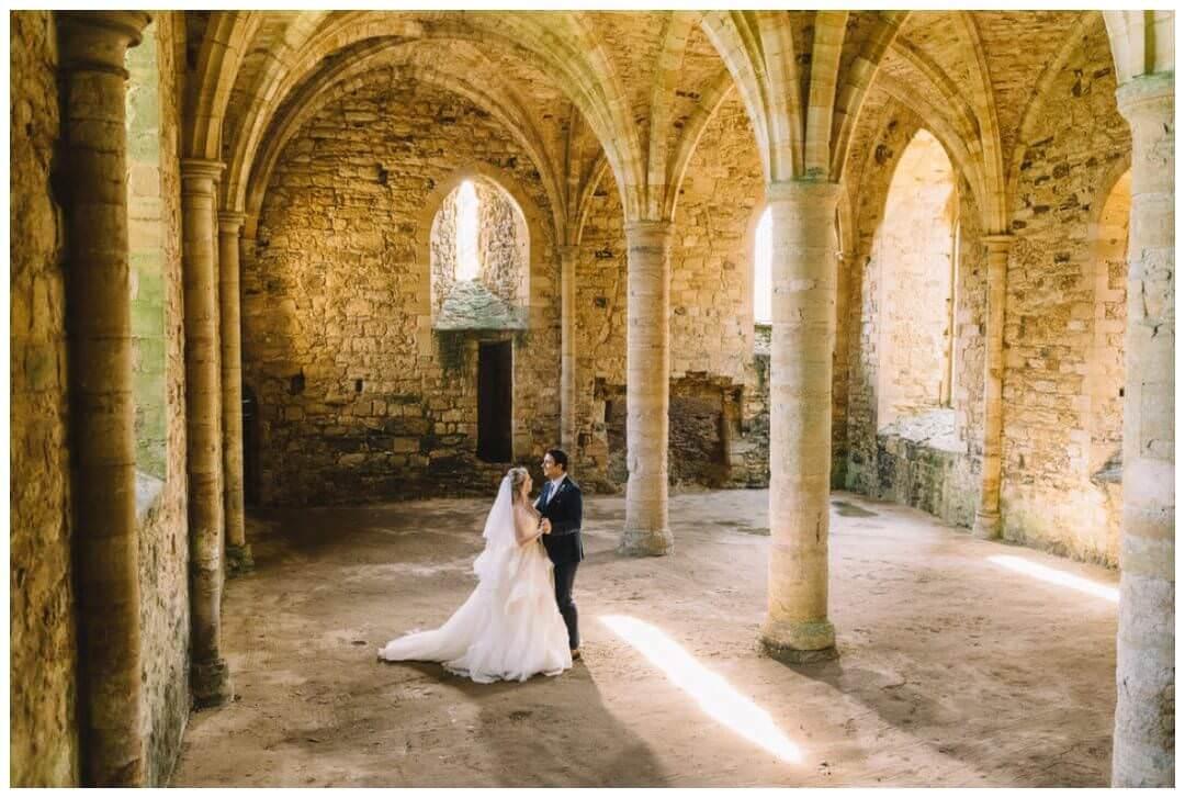 Battle Abbey Wedding Photographer