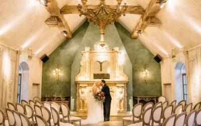 Le Petit Chateau Winter Wedding