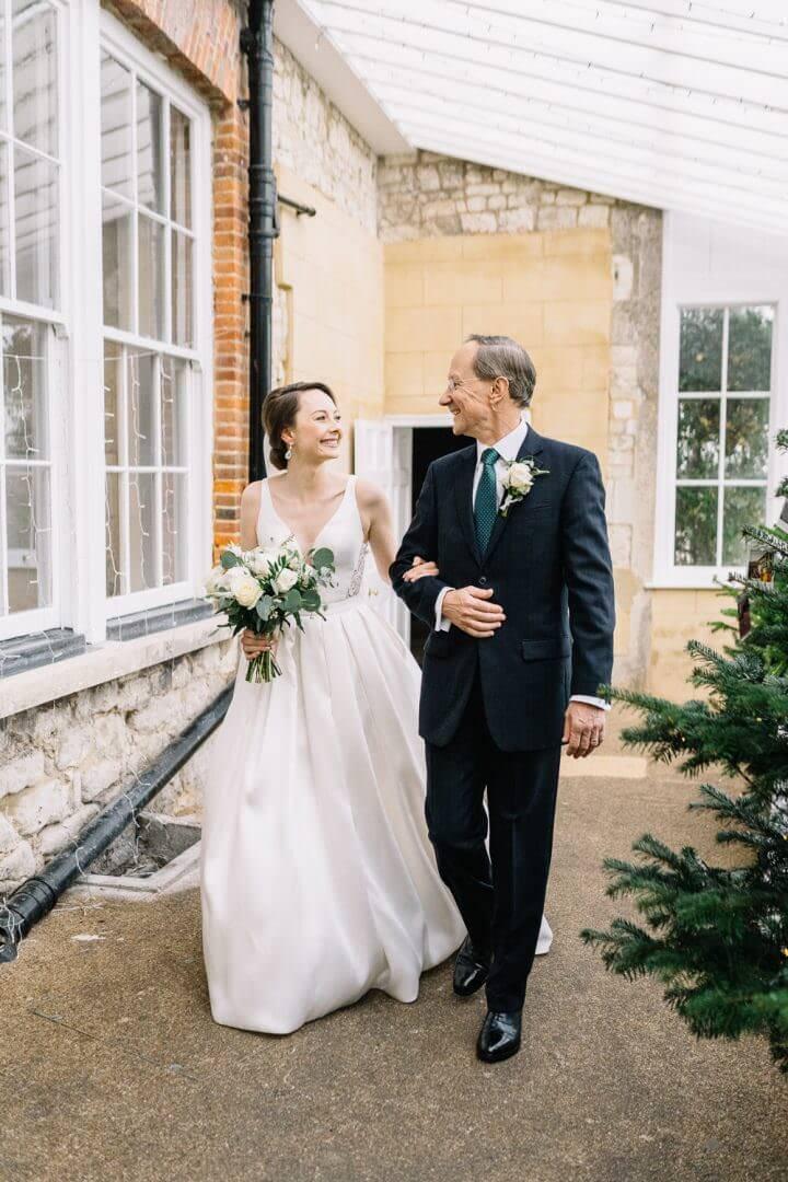 Froyle Park Wedding