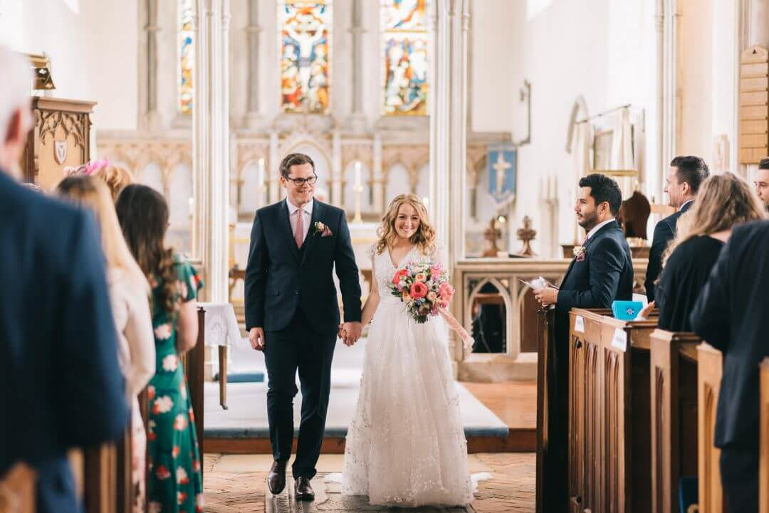 Relaxed Wedding Photography The Granary Estate
