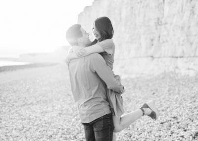 Seven Sisters Engagement Shoot