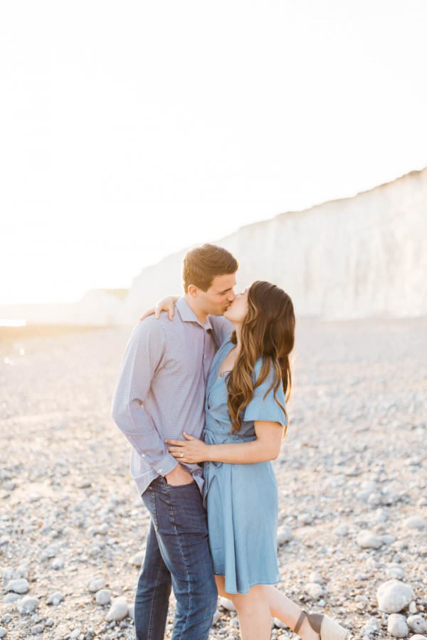 Beachey Head Engagement Shoot