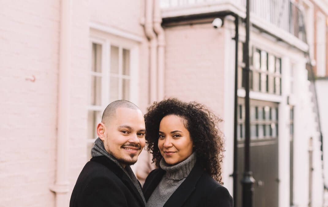 Holland Park Pre Wedding Shoot