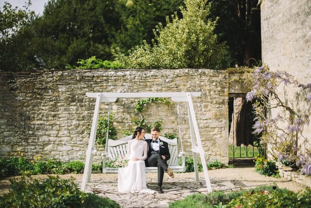 Cotswolds Wedding Portrait