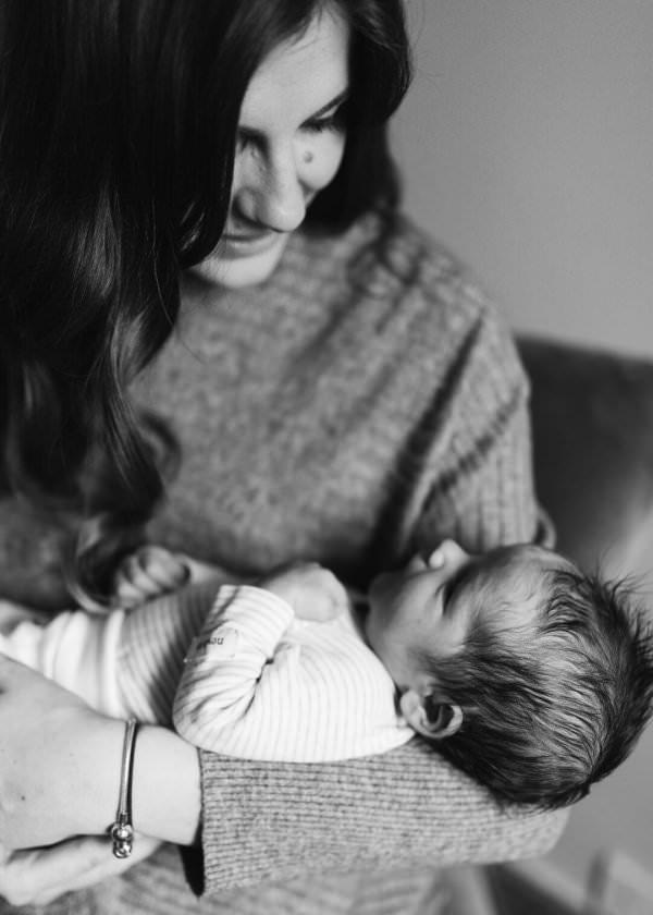Newborn Shoot in Royston