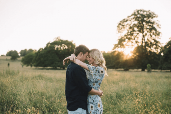 Cambridge Engagement Shoot