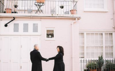 How to plan a perfect London engagement shoot