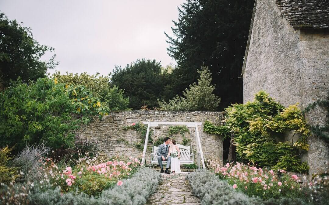 An Autumn Caswell House Wedding