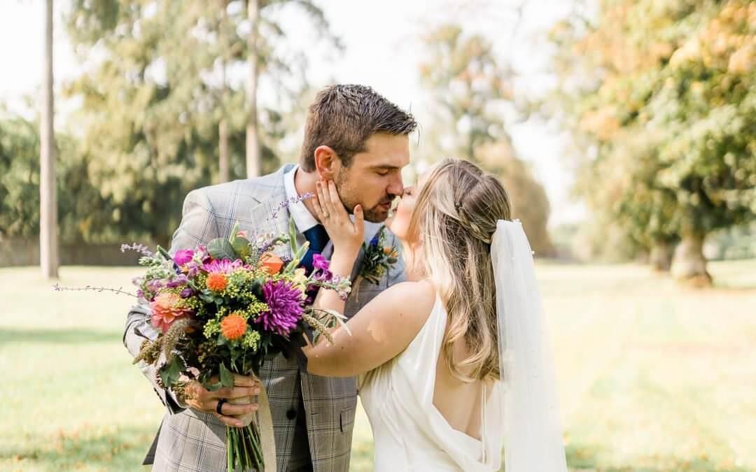 An Intimate Henley Wedding Ceremony